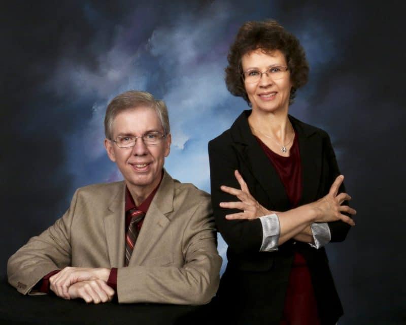 David & Sharon Cox